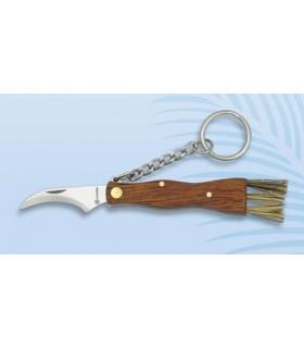 Couteaux à champignons porte clefs