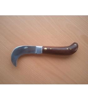 Serpette Laguiole 10 cm (Palissandre