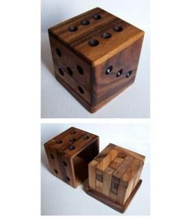 Casse-tête en bois Boite à Y
