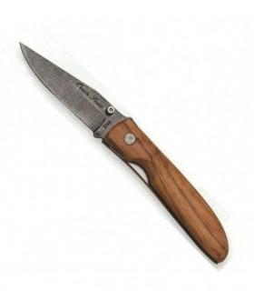 Couteau Damas Fox (Olivier