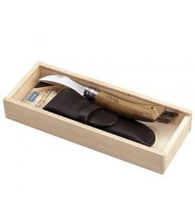 Couteau à champignon Opinel Coffret Cadeaux