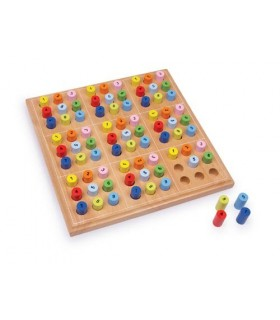Sudoku en couleur grand modèle