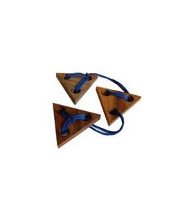 Casse-tête 3 Triangles ficèle