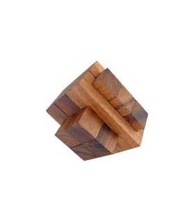 Casse-tête en bois Croix 13 pièces