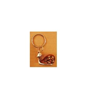 Porte-clé Escargot
